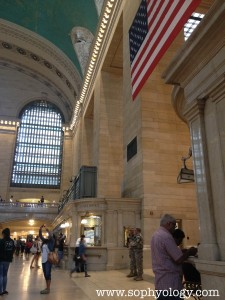 Grand Central - militrary