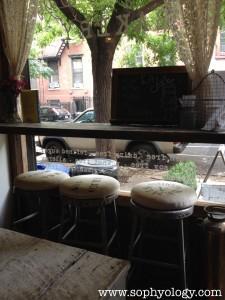 Inside jennifers way bakery