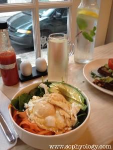 eggshop menu